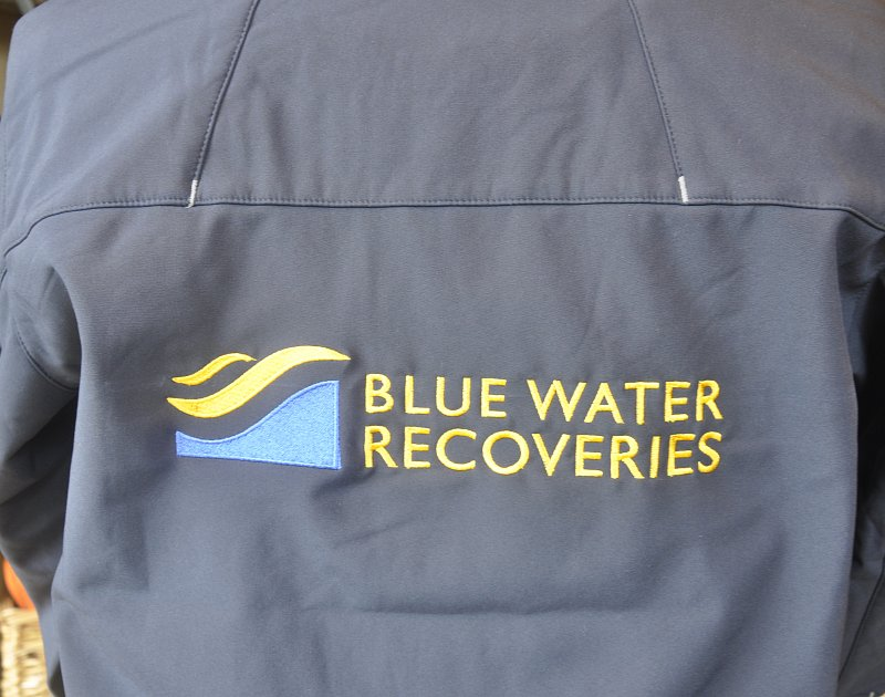 Bluewater Recoveries Expedition Jacket