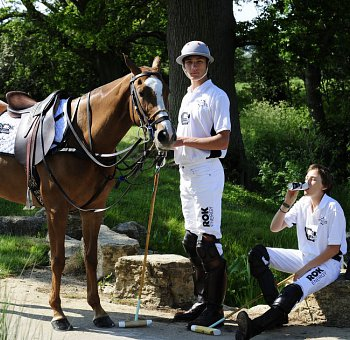 Rok Energy saddle pads and shirts thumbnail