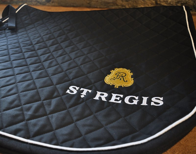 St Regis saddle pads